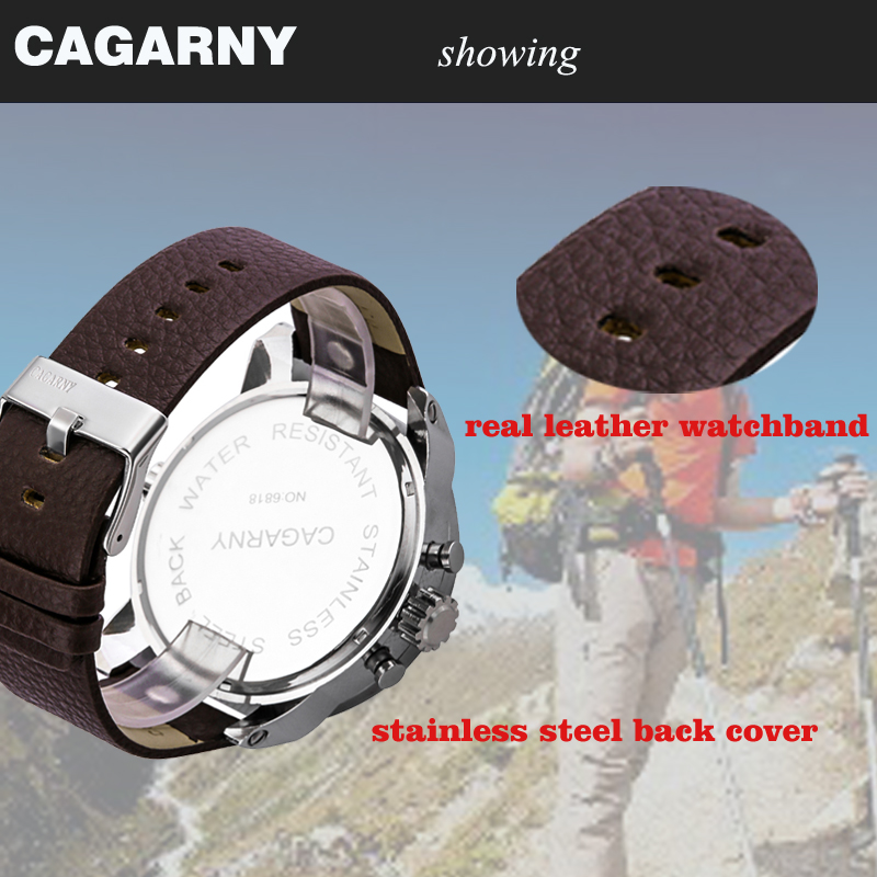 cagarny dz style quartz watch men golden mens watches (9999999999999999999999999999)