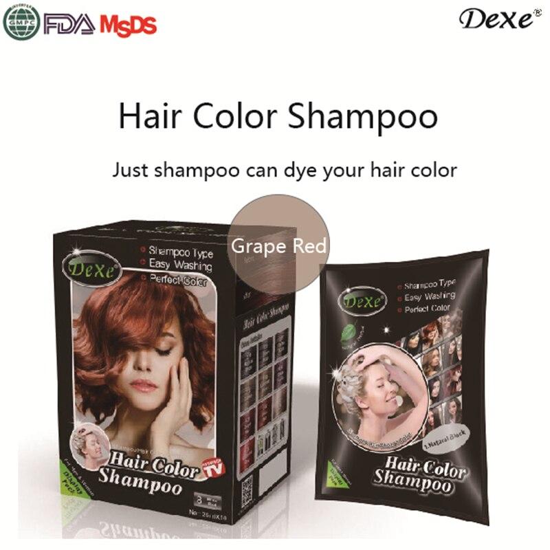 Red Hair Dye Brand Homemade Shampoo Ceramic Tile