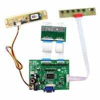Placa LCD RTMC7C VGA para pantalla LCD de 15 pulgadas, resolución LQ150X1DG11 1024X768