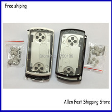 Original For Sony Ericsson Xperia Play R800 Z1i R800i Housing Cover Battery Door + Button + Logo. Free Shipping