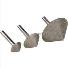 RZZ сверло для зенковки Гальваническое алмазное песочное конусовидное 20-60 мм зернистость#150