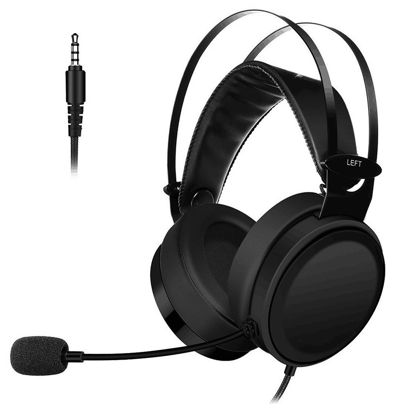 FELYBY N7 casque filaire casque Gaming casque musique caisson de basse haute qualité avec Microphone casque pour téléphone - 2