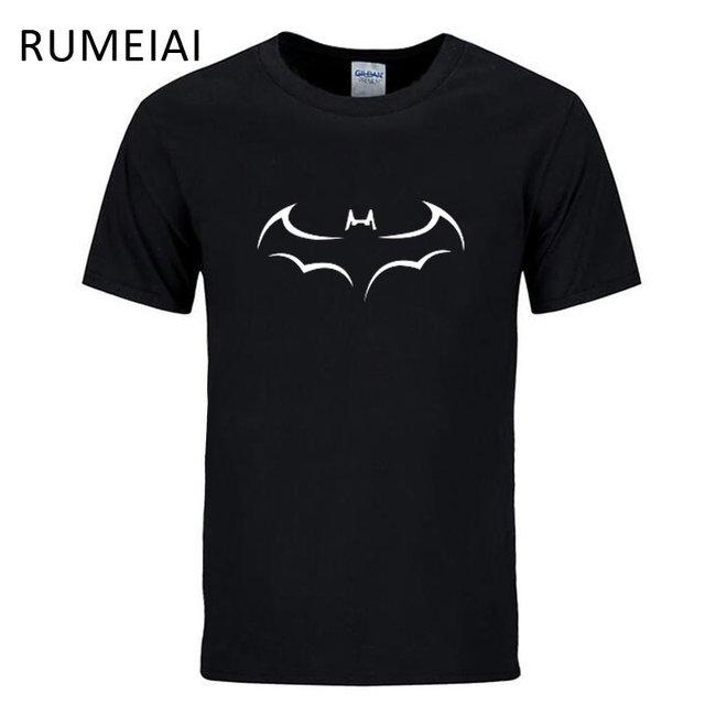 Batman T-shirt Modern Logo