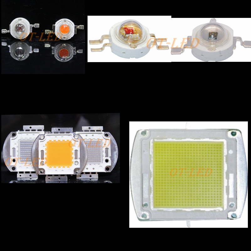 High Power LED Chip 1W 3W 5W 10W 20W 30W 50W 100W 200W 300W 500W COB SMD LED Cool Natural Warm White Red Blue Green IR LEDs high power led chip 1w 3w 5w 10w 20w 30w 50w 100w watt warm pure cool white light bulb matrix lamp smd cob 3000k 6000k 15000k
