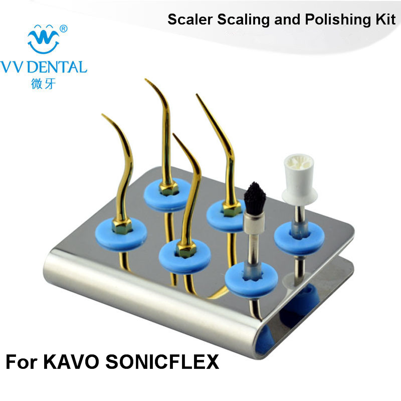 KASPKG air scaler tip for tooth polishing kit fit with scaling Kavo Koment Sirona Siroair NSK 1pc white or green polishing paste wax polishing compounds for high lustre finishing on steels hard metals durale quality