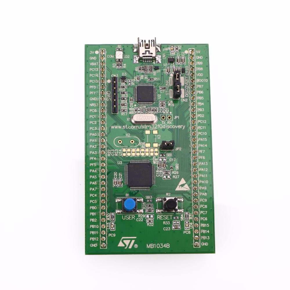 Cewaal For STM32F0DISCOVERY For STM32F0-DISCOVERY Development Board Electronic Component Professional DIY Replacement Parts Gift harry cendrowski cloud computing and electronic discovery