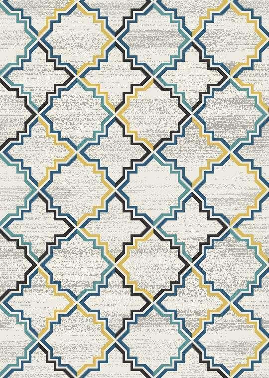 Tapis géométriques nordiques pour salon décor à la maison chambre tapis moderne Table basse tapis étude tapis de sol doux canapé tapis - 2