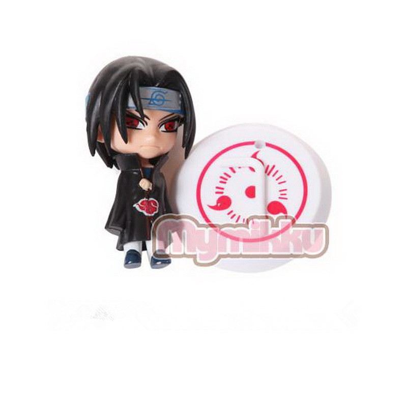 New Hot Fashion 11pcs set Children Dolls Japanese Anime Naruto Akatsuki 2 6 39 39 Figure Toys Model New Year Birthday Gifts For Kids in Action amp Toy Figures from Toys amp Hobbies