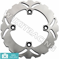 220mm New Front Brake Disc Rotor For TRIUMPH BABY SPEED 600 01 02 DAYTONA 600 675