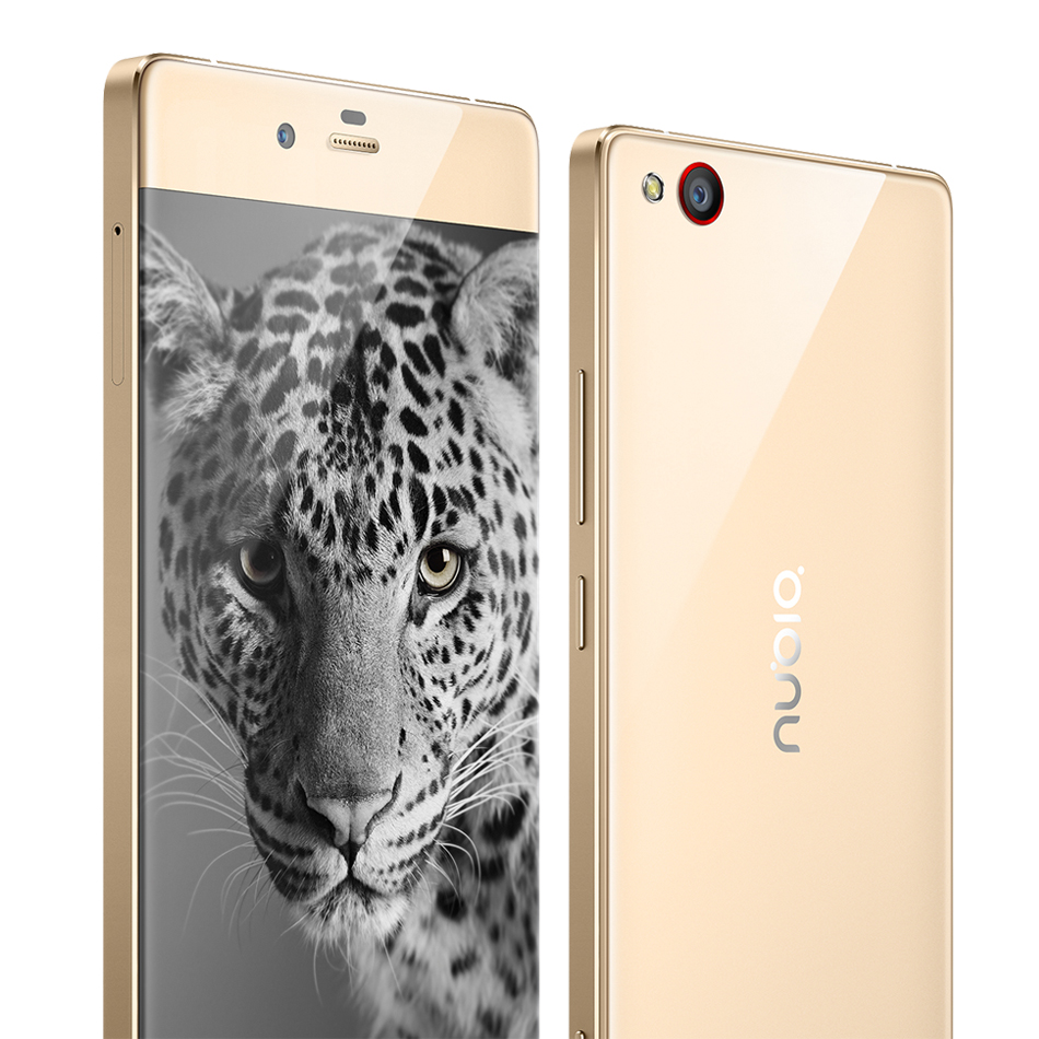 Original Zte Nubia Z9 Elite 52 Inch 4gb Ram Cell Phone 64gb Rom Snapdragon 810 Octa Core 160mp Camera Android 50 Mobile In Phones From