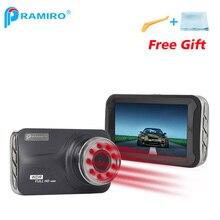 3Inch 9 pcs IR Light Night Vision Car DVR Novatek NTK96223 FHD 1080P Dash Cam G-Sensor 170 Degree T639 PRAMIRO car dvr recorder