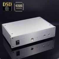 New SU3B PC HIFI ES9028PRO ES9038PRO Asynchronous XMOS U8 USB DSD DAC Audio Decoder