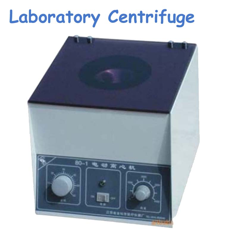 Electric Medical Lab Centrifuge Desktop Laboratory Lab Supplies Medical Practice 4000rpm 20 ml x 6 Model 80-1 lx 100 mini desktop electric medical lab centrifuge 3000rmp 1 5mlx6 0 5mlx6 0 2mlx6