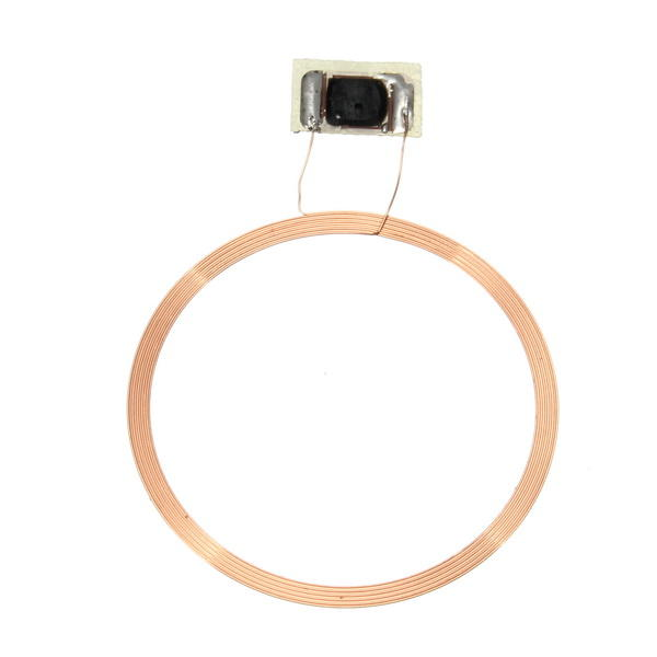 Image 5 - 10Pcs NFC Coil UID Changeable RFID Card with Block Writeable Chip for MF1 1K S50 13.56Mhz-in Access Control Cards from Security & Protection