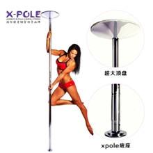 45 мм профессиональный портативный спиннинг для танцев X-Pole Набор для стриптиза упражнения фитнес-клуба вечерние серебряные Спиннинг для танцев