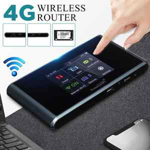 Wireless Router Hotspot 150mbps-Modem Support-Sim-Card Mobile Portable 4g Home LTE