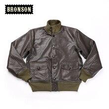 Прочитайте описание! Азиатский размер ВВС США A1 Шевро винтажная кожаная куртка