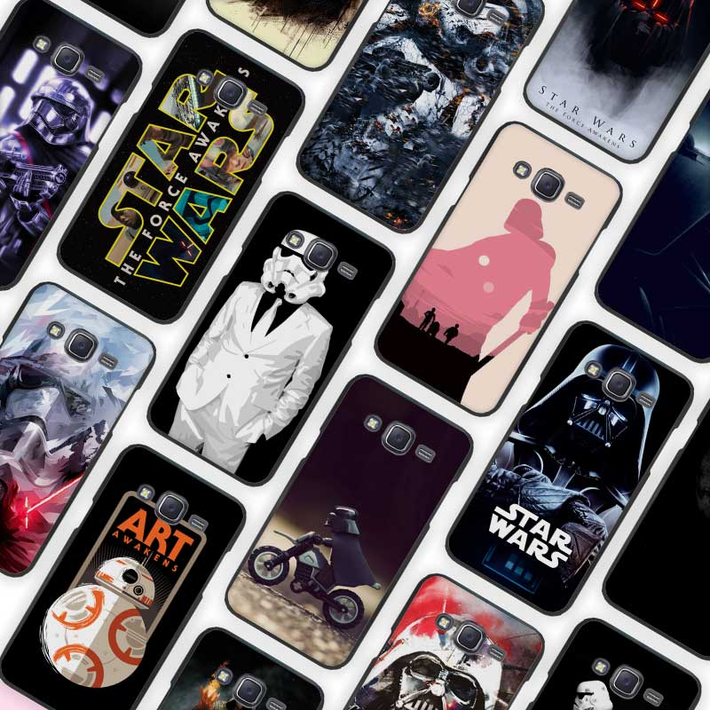 star wars Child in the brain Black Case Cover Shell Protective for Samsung Galaxy J1 J2 J3 J5 J7 2016 2017