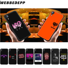 WEBBEDEPP Juice Wrld King 999 Soft Silicone Case for iPhone 11 Pro Xr Xs Max X or 10 8 7 6 6S Plus 5 5S SE Case 8 Plus(China)