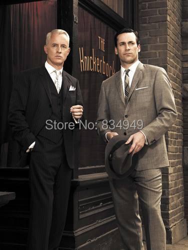 Mens Sharkskin Suit Promotion-Shop for Promotional Mens Sharkskin ...