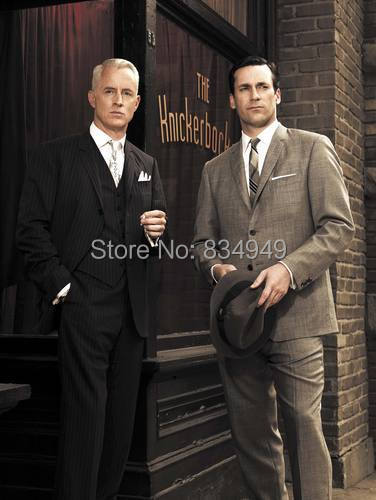 Popular Vintage Brown Suit-Buy Cheap Vintage Brown Suit lots from ...