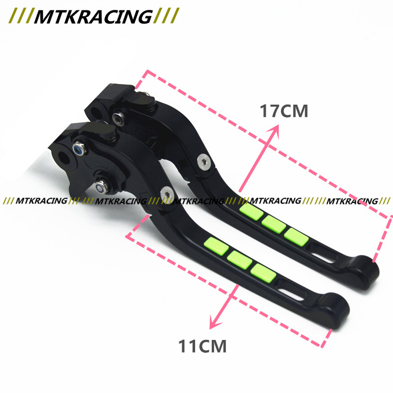 Free delivery Fit KAWASAKI ZX1400/ZX14 /ZZR1400 Motorcycle Modified CNC Non-slip Handlebar single-Folding Brakes Clutch Levers free delivery fit moto guzzi breva 1100 1200 sport motorcyclemodified cnc non slip handlebar single folding brakes clutch levers