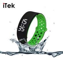 IP67 Waterproof W9 Smart Bracelet Bangle Smart Wristband Sport Smartwatch Health Fitness Pedometer Watch Alarm Activity Tracker