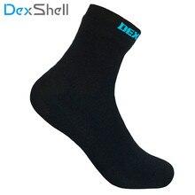 DexShell водостойкие носки Спорт на открытом воздухе Велоспорт Бег Пеший Туризм Рыбалка Катание на лыжах легкие дышащие водостойкие носки