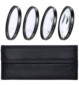 Image 3 - Close Up Filter Set & filter Fall (+ 1 + 2 + 4 + 10) für YI M1 mit 12 40mm 42,5mm Objektiv Spiegellose Digital Kamera