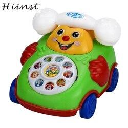 HIINST gelegentliche stil Telefon auto kette auto EDC Pädagogisches Spielzeug Cartoon Lächeln Telefon Auto Entwicklungs Kinder Spielzeug Geschenk MAR29 P30