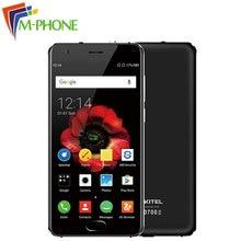 Оригинальный Oukitel K4000 плюс мобильный телефон 5.0 дюймов 4 г 4100 мАч Android 6.0 MT6737 Quad Core Телефон 2 ГБ Оперативная память 16 ГБ Встроенная память смартфона
