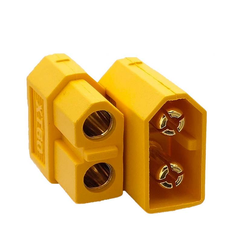 10pcs / 5pairs  XT60 XT-60 Male Female Bullet Connectors Plugs For RC Lipo Battery 6