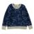 1-6A Bobo Choses Constelação Camisola Outono Inverno Pullover Camisolas de Algodão Crianças Meninos Meninas Camisola de Malha Crianças Roupas