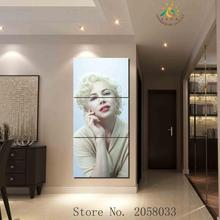 3 Pieces Marilyn Monroe Pictures Poster Modern Printed Painting On Canvas Home Prints Decoration