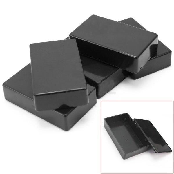 ABS DIY небольшой Корпус Провода распределительные коробки пластиковый электронный проект коробка корпус инструмент 100x60x25 мм