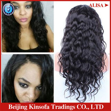 Brazilian Virgin Hair Glueless Full Wig&front Lace Wig 100% Curly Lace Wig For Black Women 10″-26″ In Stock 130% Density