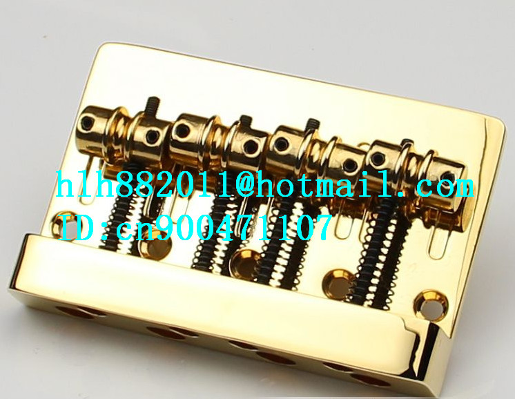 free shipping new 4 strings electric bass guitar thick bridge BB013   SU-15 free shipping new 6 strings electric bass guitar bridge in gold su 23