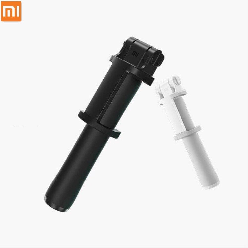 Original Xiaomi Selfi Vara Auto Extendable Handheld Selfie Vara Monopé Com Fio Do Obturador para o iphone Android Huawei