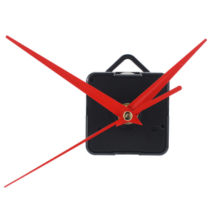 Red Quartz Clock Movement Mech