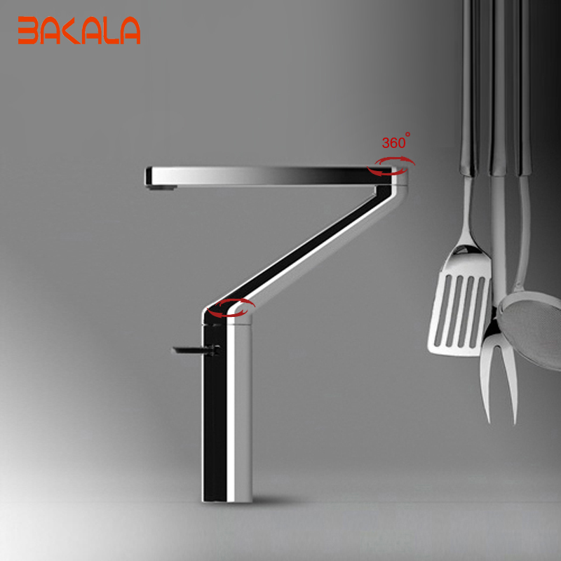 NEW kitchen faucet  Design Brass single handle  single hole  hot and cold  swivel mixer  taps  kitchen K8118