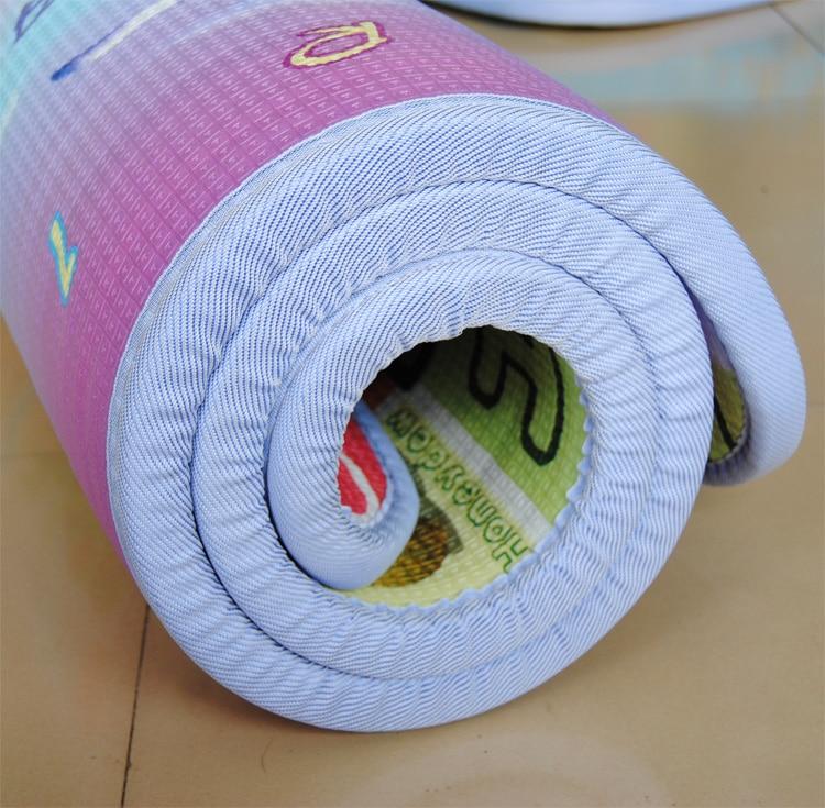Անվճար առաքում Baby Toy Crawling Play Mat 200 * 180 * m - Խաղալիքներ նորածինների համար - Լուսանկար 6