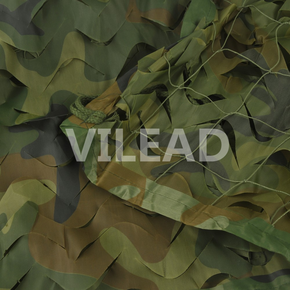 VILEAD 2M*3M Military C&ing Camouflage Net Woodland Army Camo Netting Hunting Sun Shelter Tent Shade Net for Car Covering-in Sun Shelter from Sports ... & VILEAD 2M*3M Military Camping Camouflage Net Woodland Army Camo ...