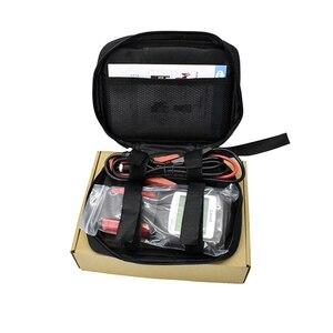 Image 3 - Lancol micro 468 multi idioma ferramenta de diagnóstico sistema de bateria de carro testador para 12v sistema para soh soc cca ir teste frete grátis