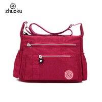 Women S Messenger Bags Ladies Nylon Handbag Travel Casual Original Bag Shoulder Female High Quality Large