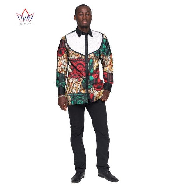 Herren Afrikanische Kleidung Afrikanische Männer Shirts Dashiki