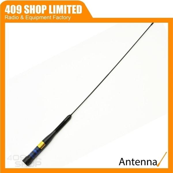Alto Quaility PL259 UHF / VHF antena para el coche