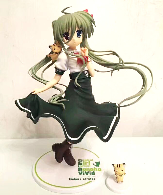 1/7 Japanese original anime figure Alter Magical Girl Lyrical Nanoha Einhart Stratos action figure collectible model toys for b