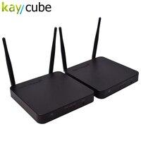 Kaycube HDMI Беспроводной Extender 100 м WI FI аудио и видео передатчик 2.4/5 г 1080 P IR HDMI по беспроводной HDMI для ПК HDTV DVD