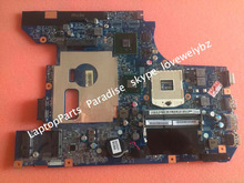 Free shipping new 48.4PA01.021 LZ57 For lenovo B570 Laptop motherboard With 410M video card