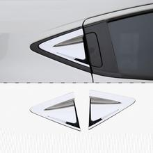 Automobile Automovil Chromium Window Door Handle Exterior High-grade Trim Parts Modification Accessories 18 19 FOR Honda Vezel door body exterior promote automovil automobile modification decoration car styling accessories accessory for honda vezel